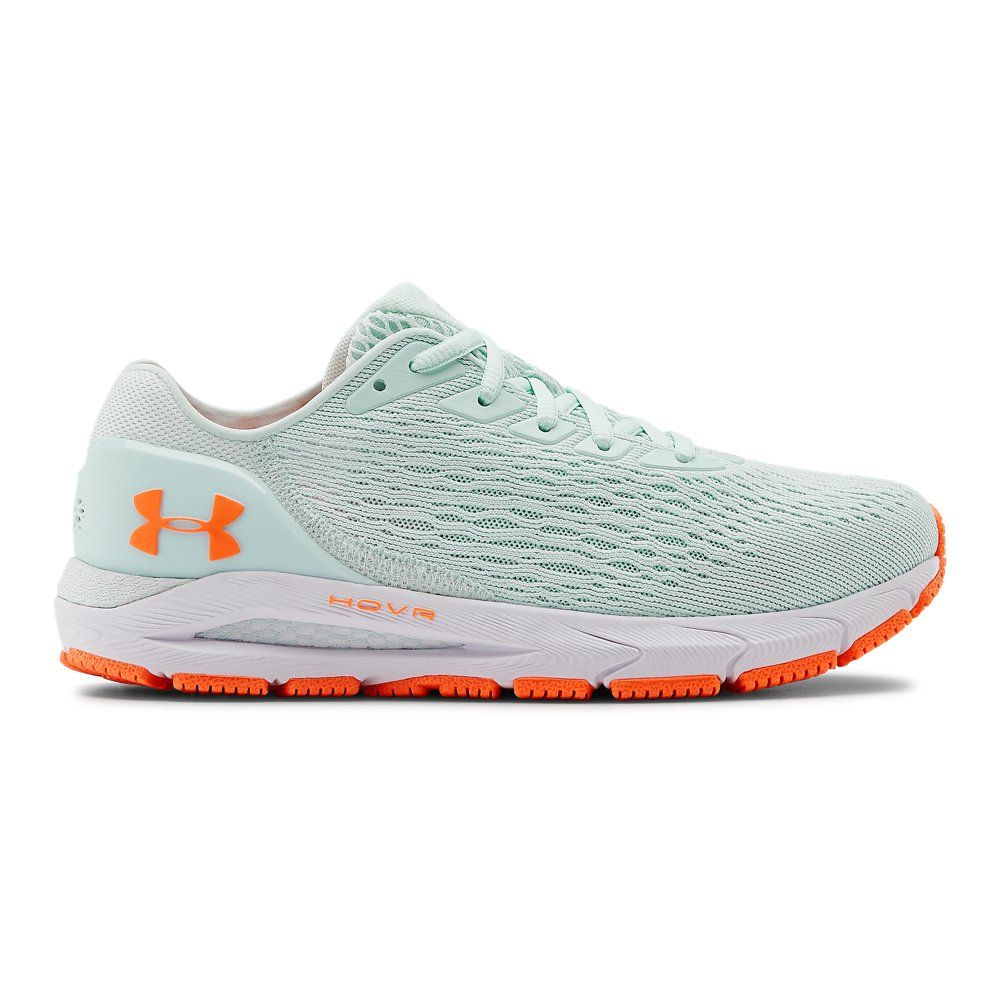 Under Armour Womens Hovr Sonic 3 Pink 8 5 Under Armour Women Running Shoes