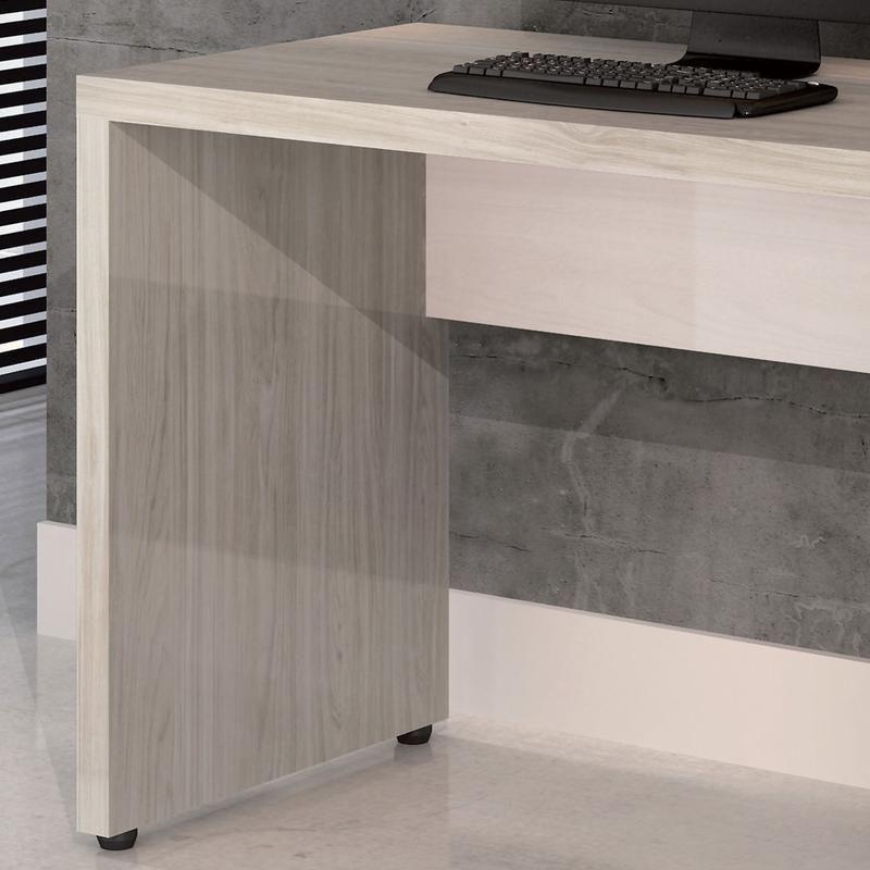 Compre Escrivaninha para Computador S971 Aspen/Carvalle - Kappesberg em Promoção com ✓ Até 12x ✓ Fretinho