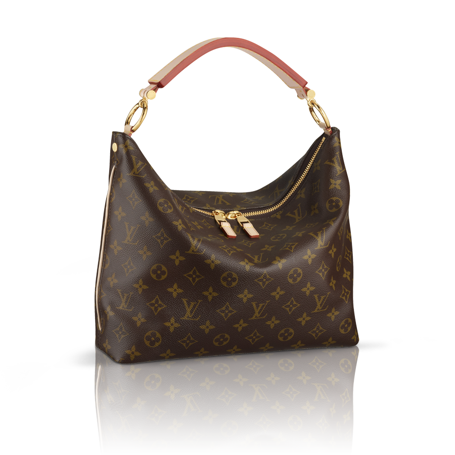 Discover Louis Vuitton Sully PM: The Sully PM blends vintage-inspired  detail and an elegant contemporary shape. With a stunning natural cowhide  leather ...