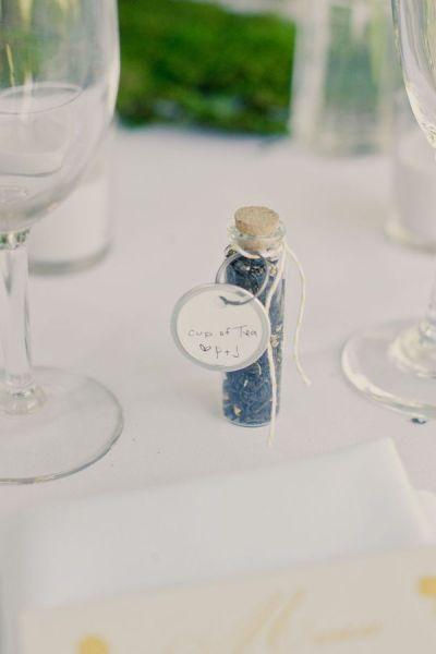 Mini Lavender jars