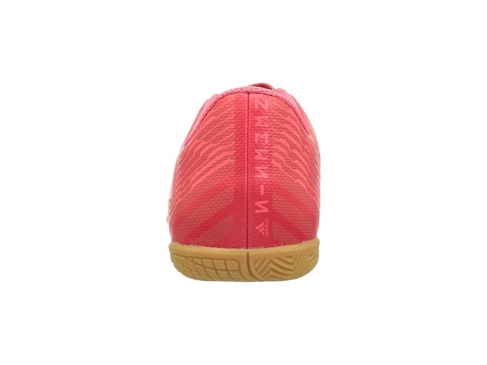 48d250b04090 adidas Kids Nemeziz Tango 17.4 Indoor (Little Kid Big Kid) Kids Shoes Real  Coral Red Zest Core Black