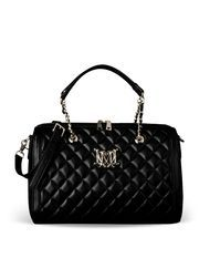 Moschino Online Store - Handbags - Large fabric bag