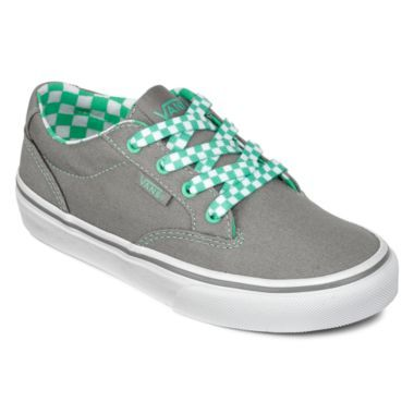77c9f855c9 Vans® Winston Girls Skate Shoes - Big Kids found at @JCPenney ...