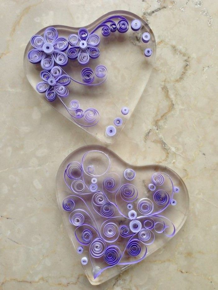 Photo of Manufacture of cast resin jewelry – Instructions and ideas – fashion jewelry trends