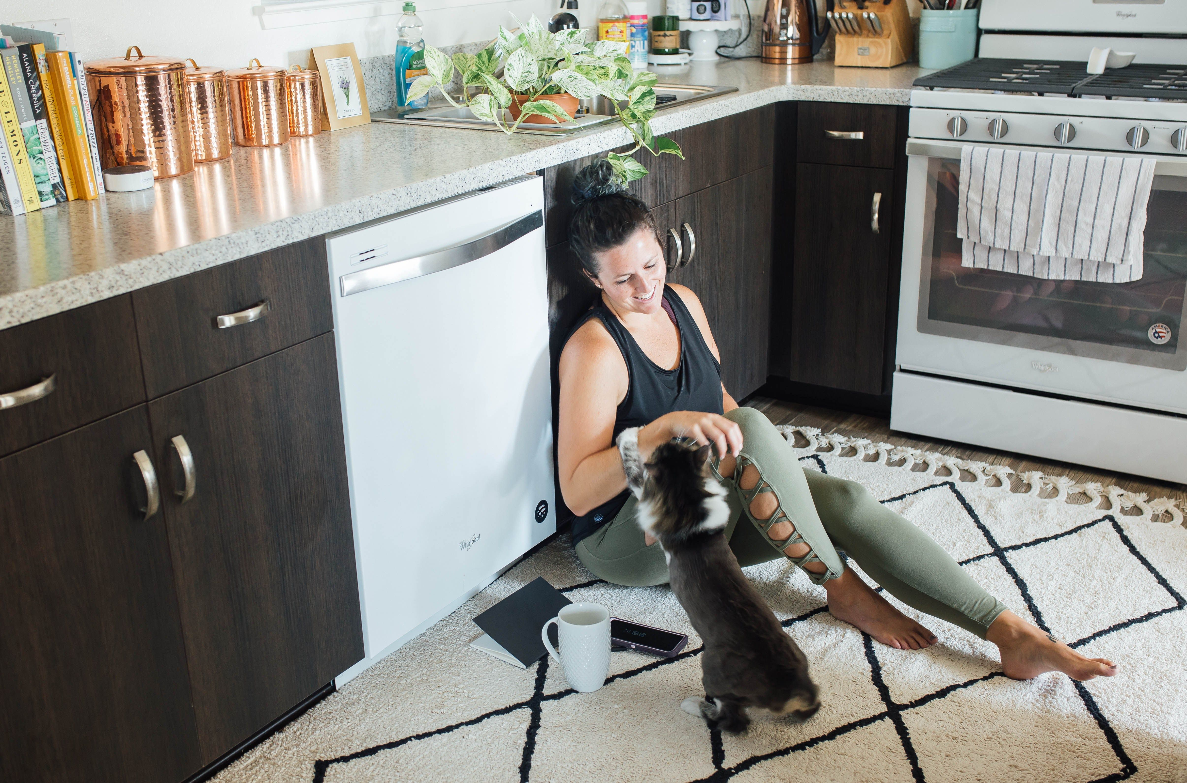 Thoughts While Sitting On The Kitchen Floor – A Loved Life ...