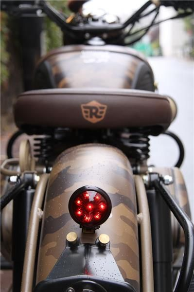 Photo of Here are some examples of Royal Enfield preparations. – Royal Enfield Classic D …
