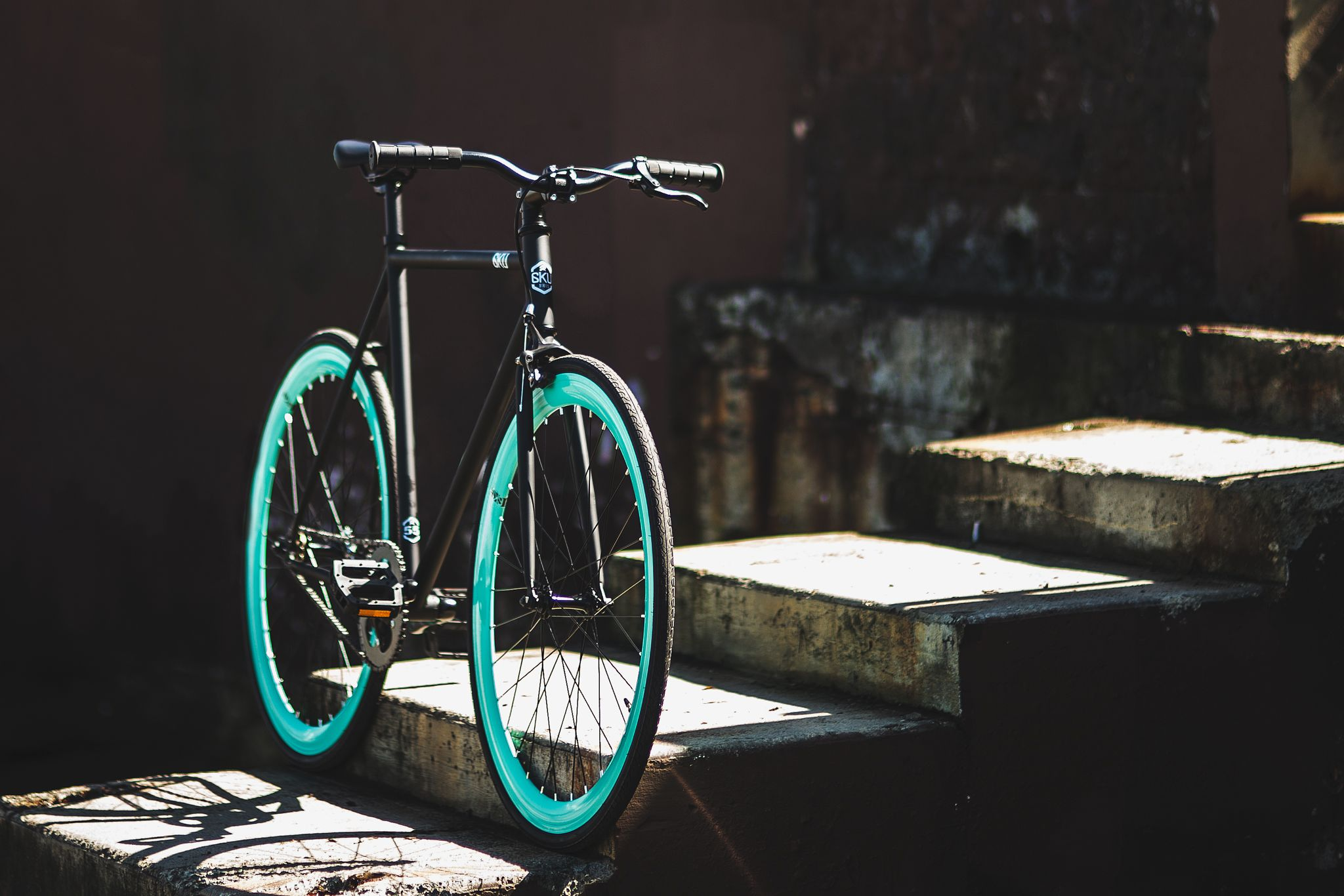 6ku Fixie - Beach Bum | 6ku Fixie | Pinterest | Fixie, Urban cycling ...