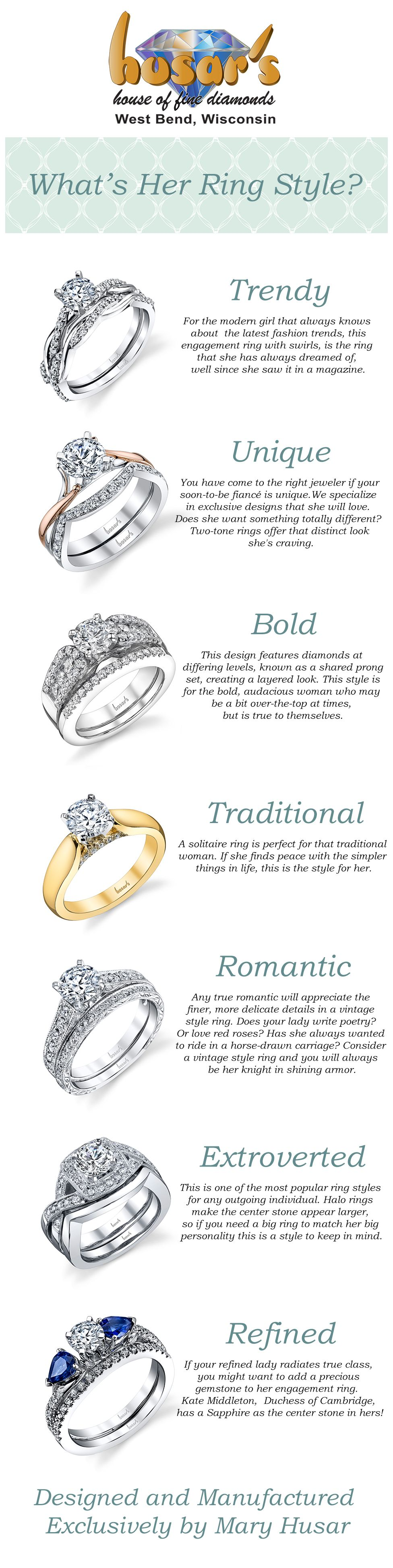 This Is The Ultimate Ring Style Guide Not Sure What Style Of Engagement Ring You Should Be Looking Engagement Ring For Her Engagement Rings Ring Style Guide