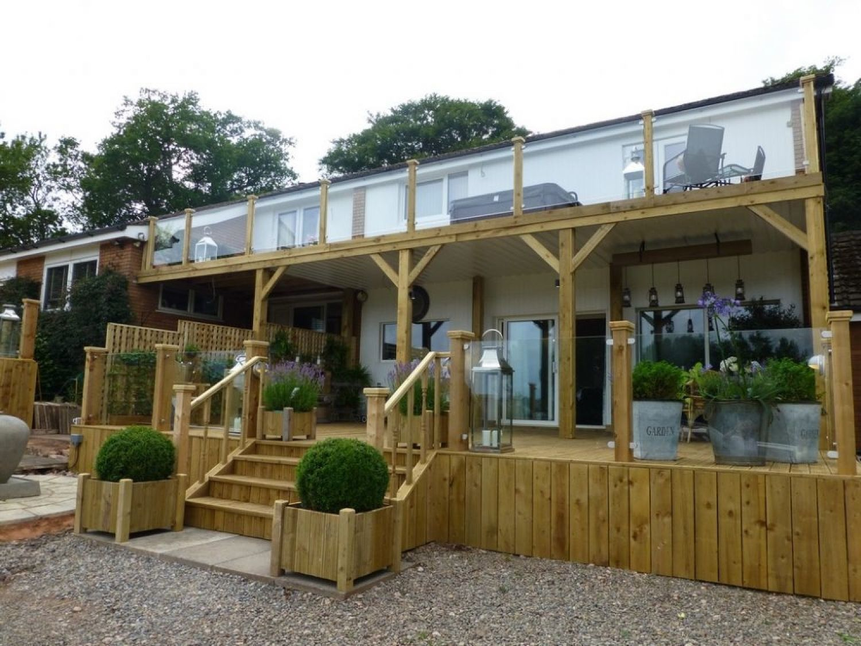 High Rigg Garden Cottage Cottage, Wooden lodges, Luxury