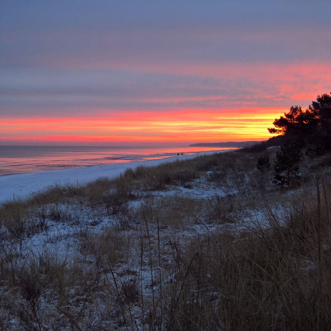 Guten Morgen Insel Usedom.