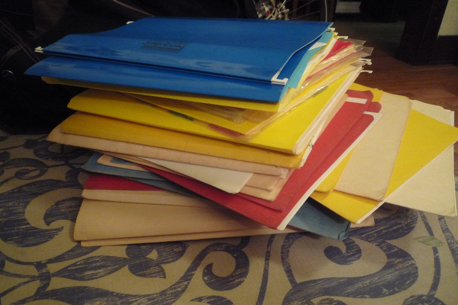 7 simple steps to get rid of paper clutter for good