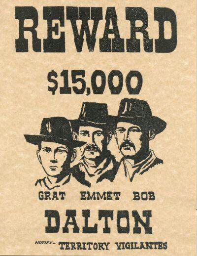 Pin by Thomas Alexander on Wild West Famous Figures Pinterest - example of a wanted poster