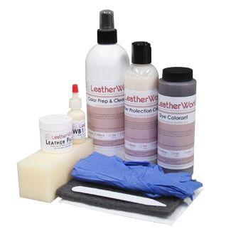 Deluxe Leather Repair Kit | Leather repair
