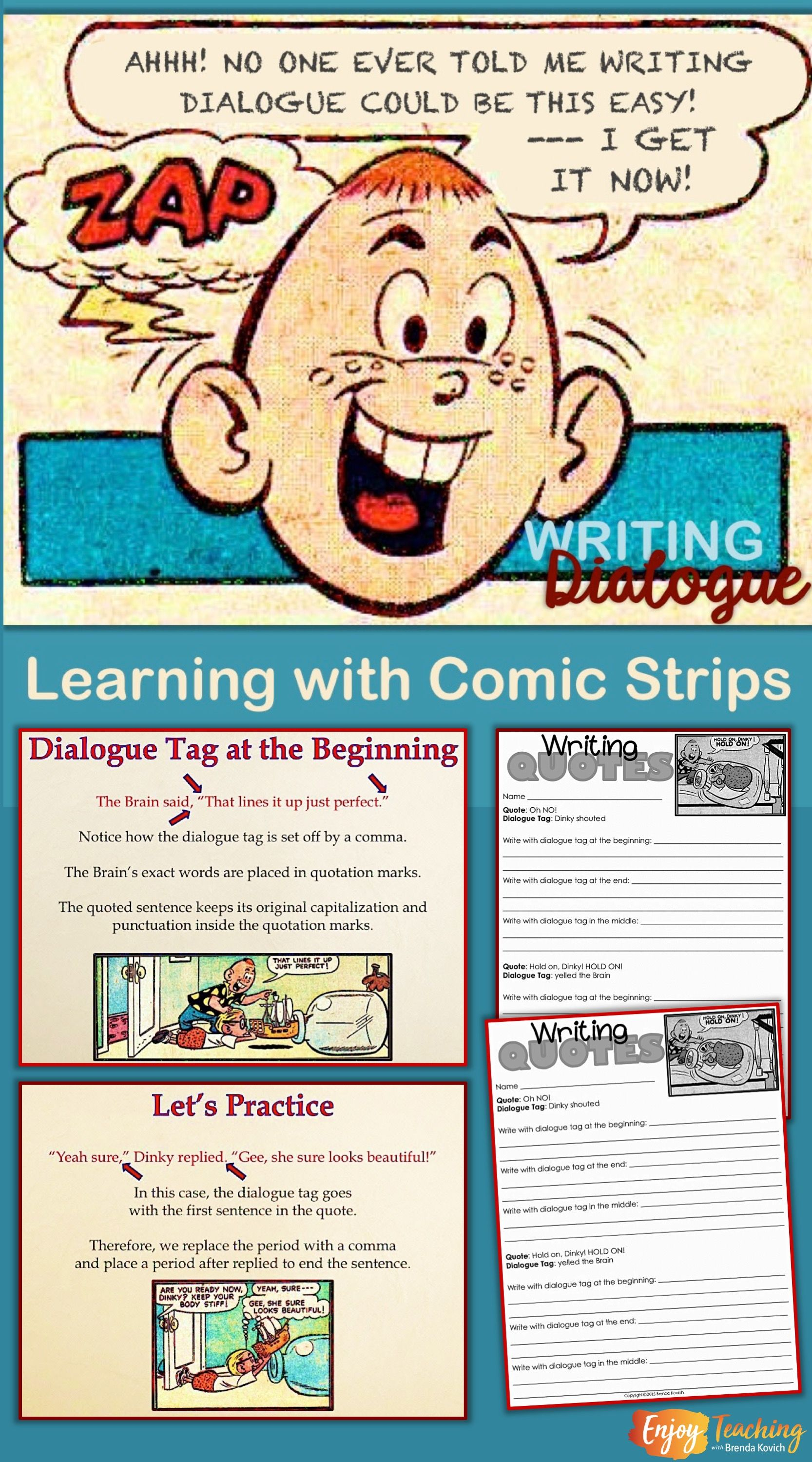Teaching Dialogue With Language Activities For Kids