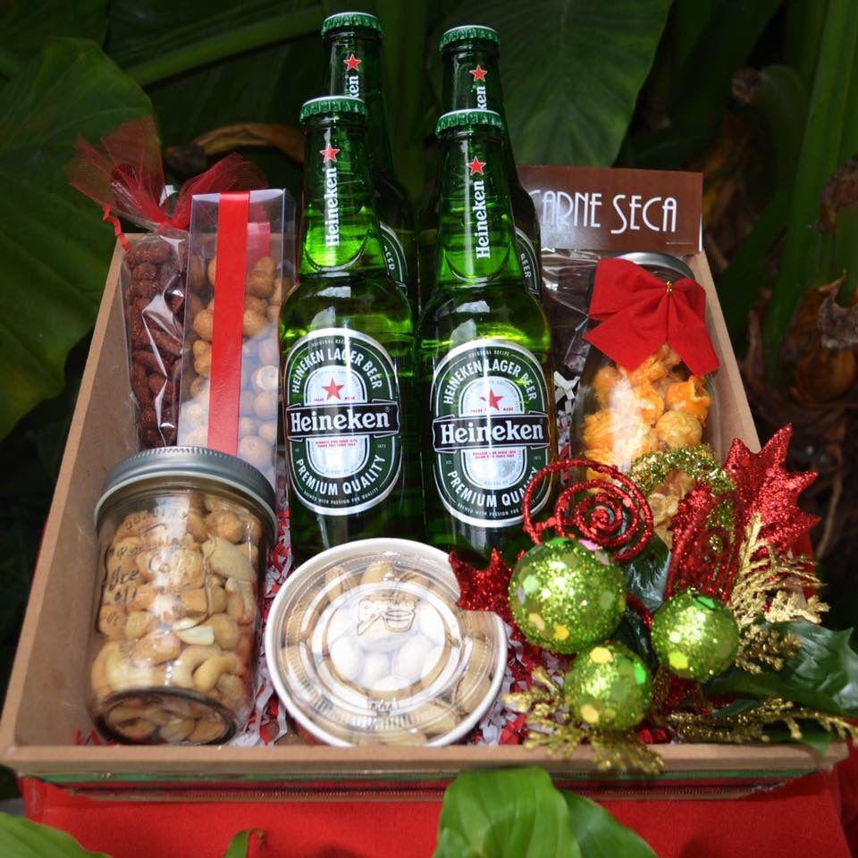 Canastas navide as ideales para regalo delicity - Ideas para regalos navidenos ...