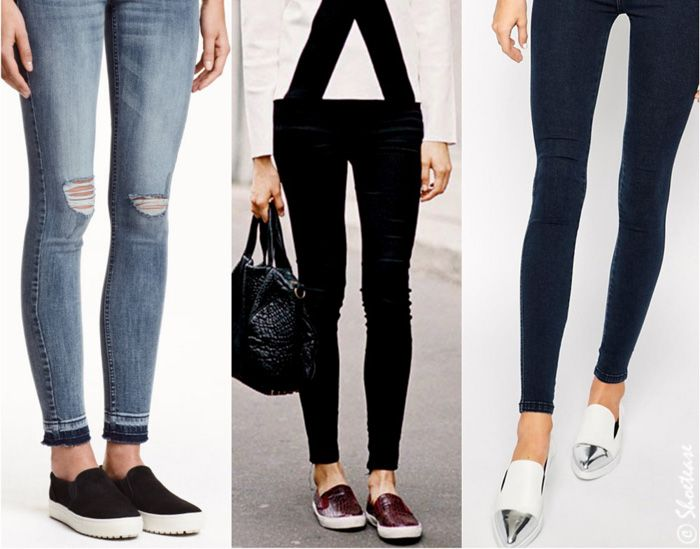 Best Sneakers with Skinny Jeans for 2018 | Best sneakers
