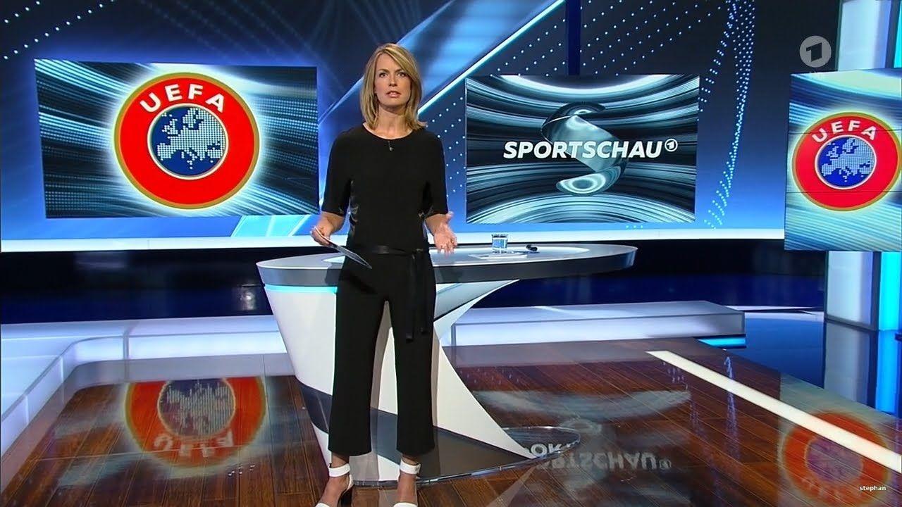 Jessy Wellmer Sportschau 12.09.2016 ♥ Sportschau, Sport