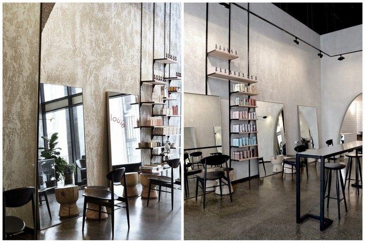 7 idées de décoration pour un salon de coiffure interieur salon de coiffure