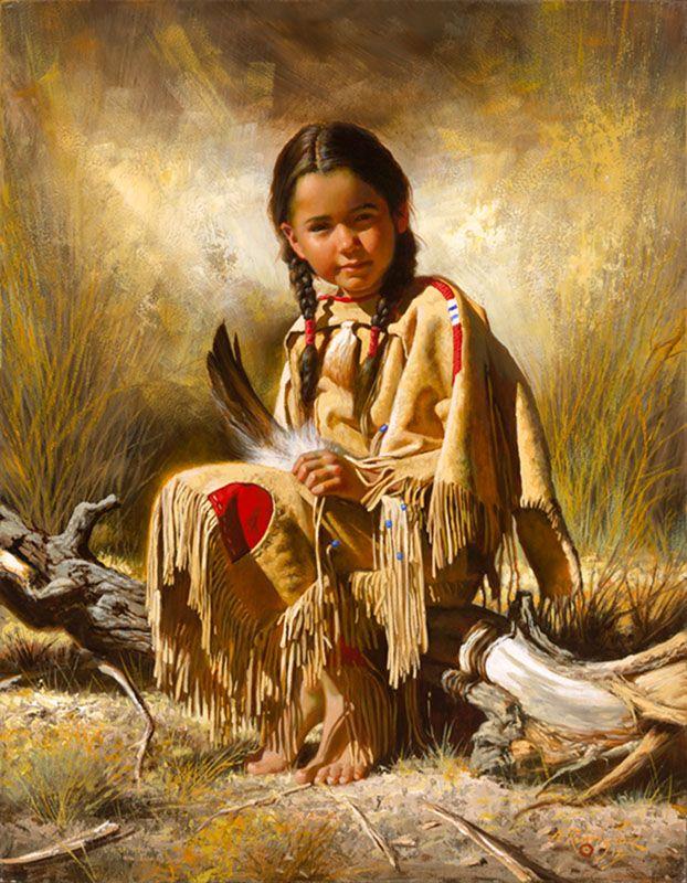 El arte de Alfredo Rodriguez  Las artes Nativos americanos y Indio