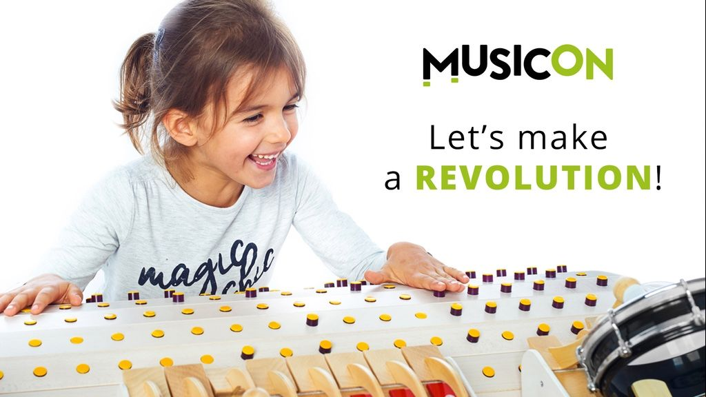 MUSICON – Composing & Coding for ages 3 and up!