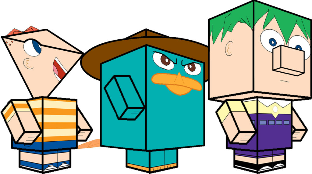 100 by zienaxd | Phineas & Ferb Printables | Pinterest | Platypus ...