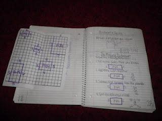 Great math journal