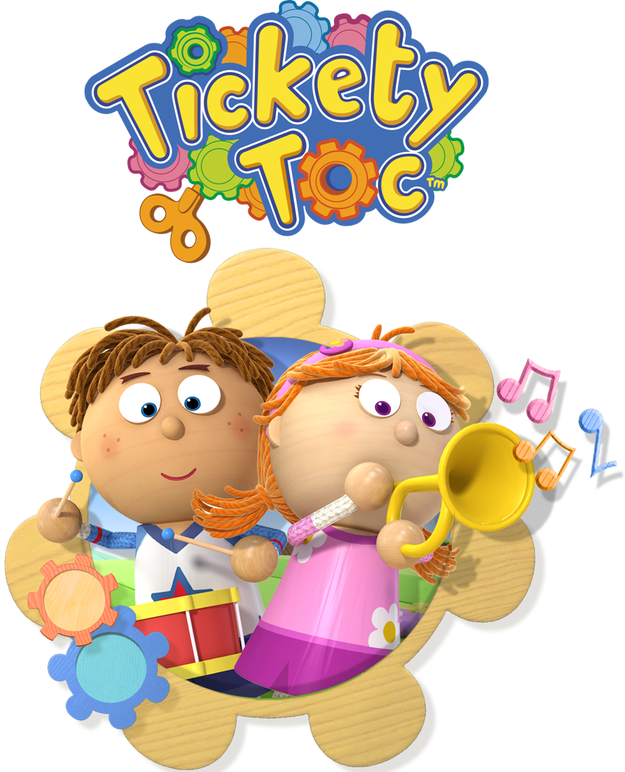 Transparentes: Tickety toc | Tickety Toc Printables | Pinterest