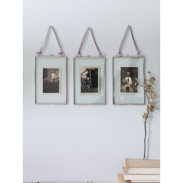 Three Delicate Hanging Frames NEW