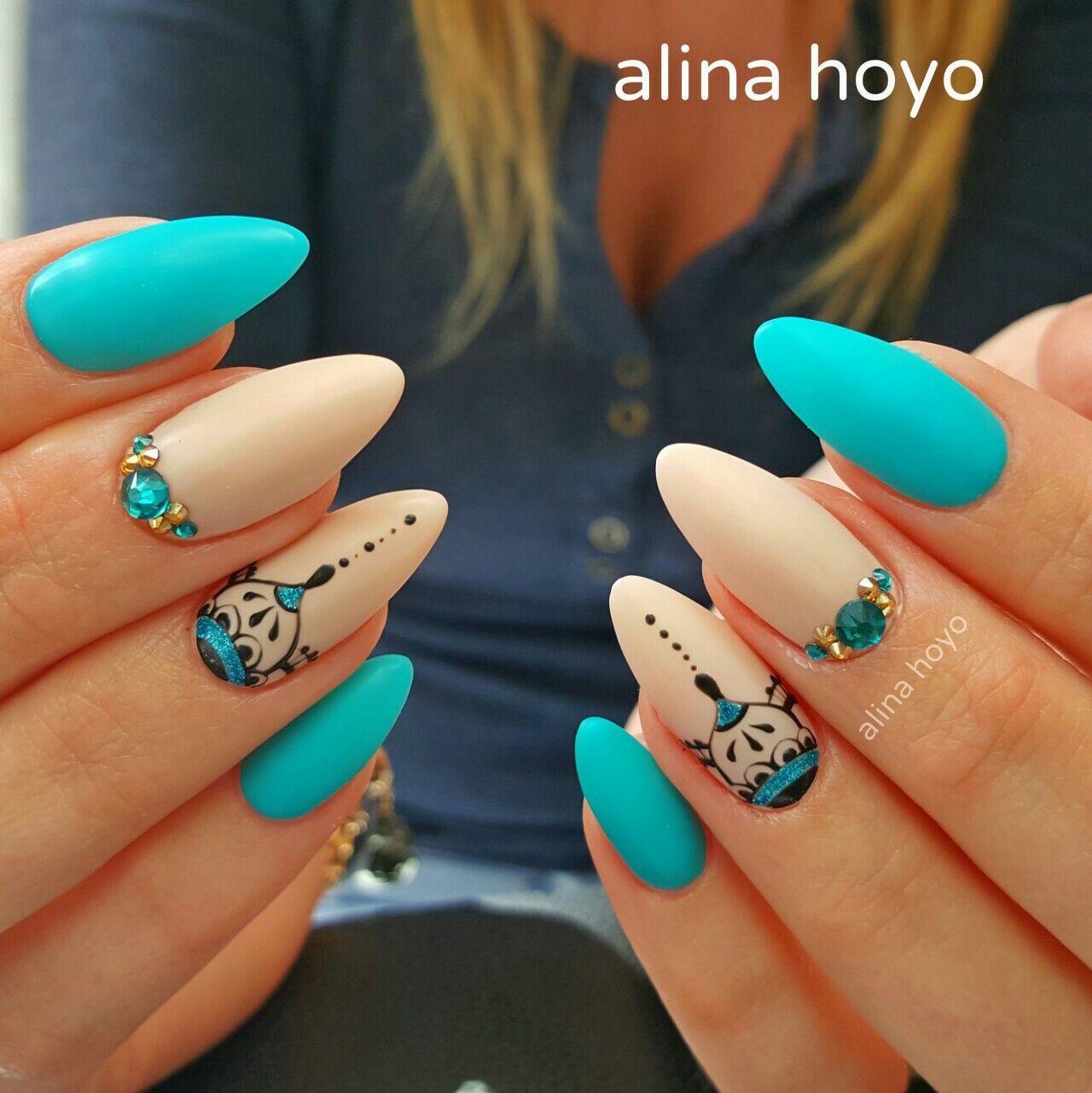 Uñas pintadas preciosas y alegres | Nails | Pinterest | Nagelschere ...