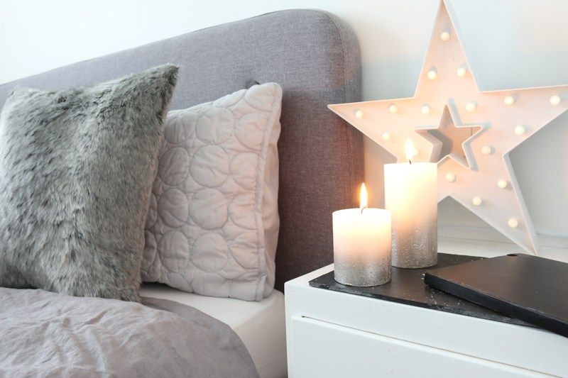 Superb How To Make Your Bedroom Even More Comfortable For Autumn/winter With  Cushions, Throws