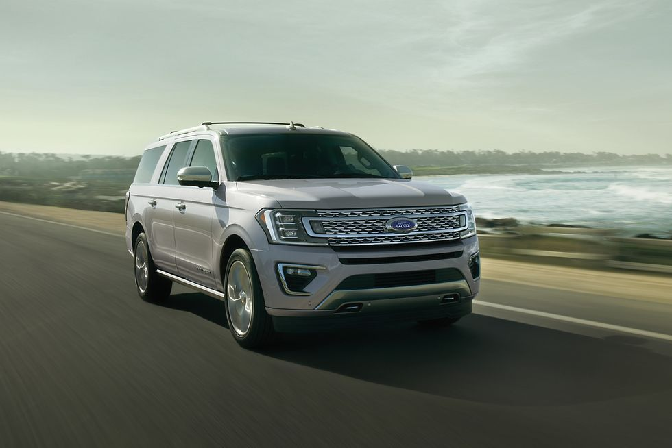 2021 Ford Expedition Review Pricing And Specs In 2020 Ford Expedition Suv Ford Suv