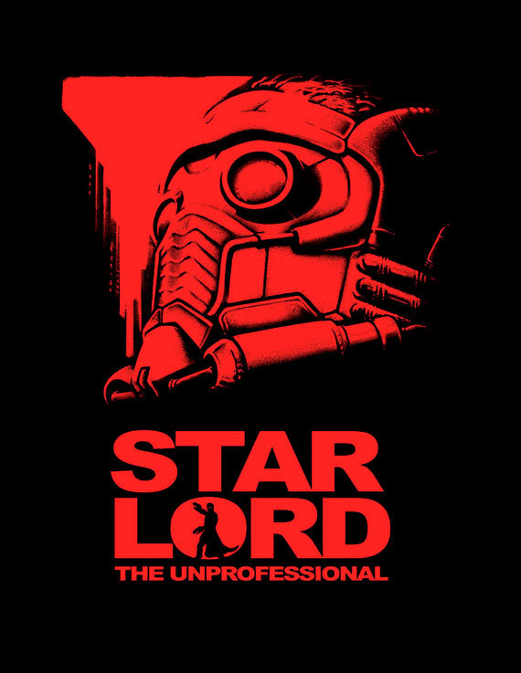 5cc996cb5 Guardians of the Galaxy t-shirt Star Lord The by VincentCarrozza