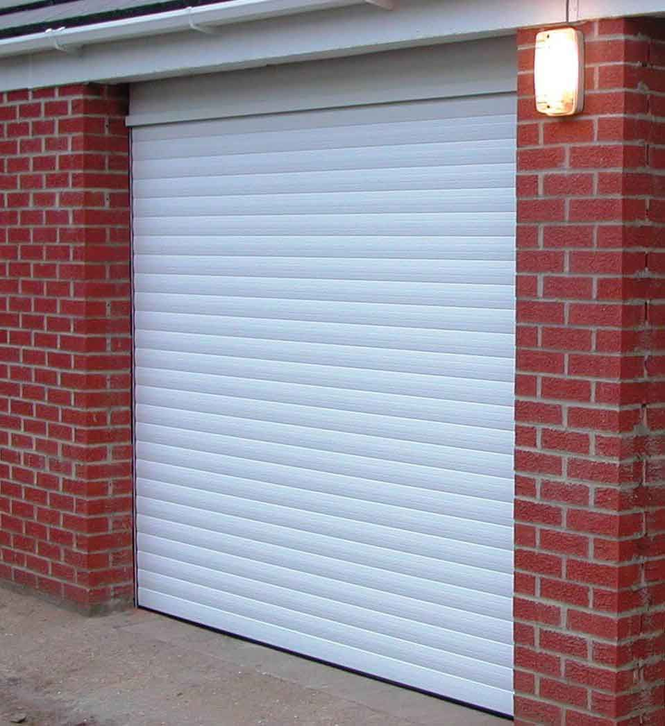 The Garage Is Not Just A Place Where We Protect Our Car Or Our Bicycles From Wind And Weather It Is Also Part Of Our In 2020 Roller Shutters Garage Doors