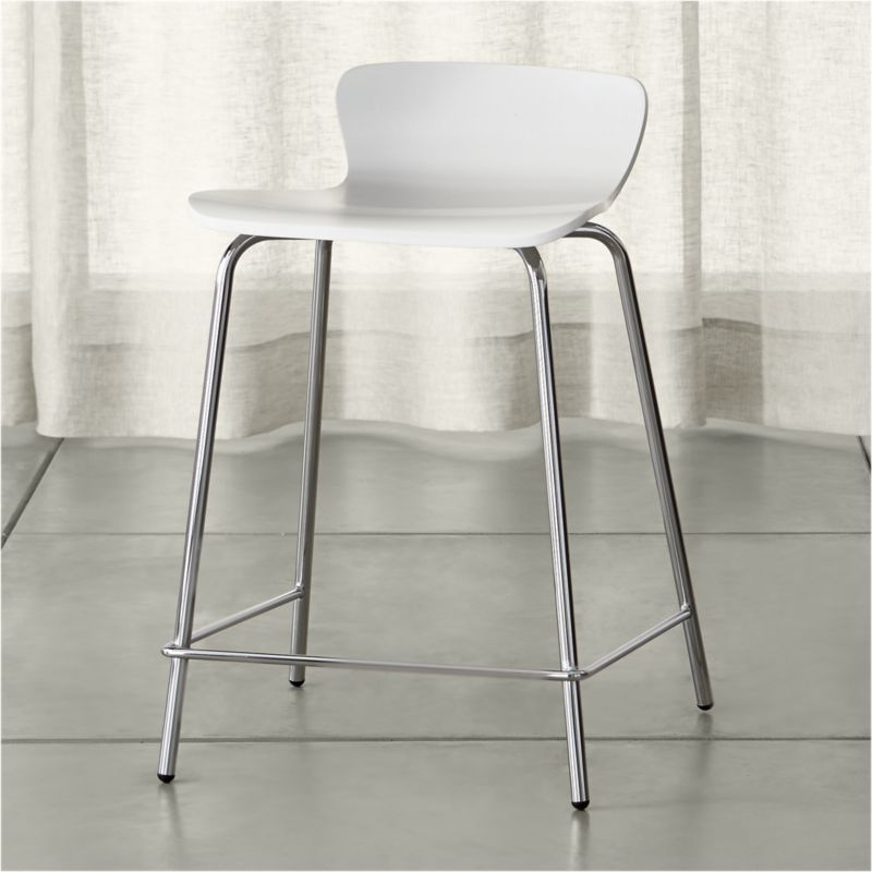 Find The Perfect Barstool For Kitchen Or Bar At Crate And Barrel