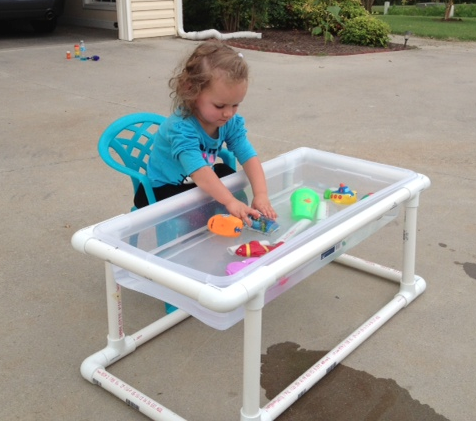 PVC Sand or Water Table