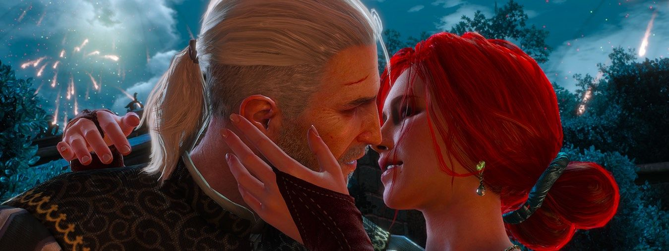 The Witcher 3 Wild Hunt Carnal Knowledge And Romance Guide Triss Merigold The Witcher 3 The Witcher