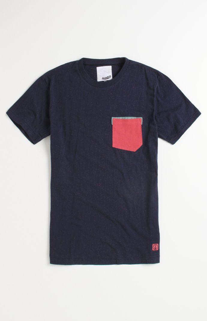 Mens Volcom Tee - Volcom Mendoci Pocket T-shirt