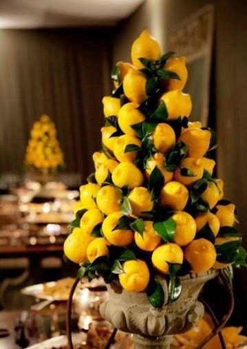 Bem Casadas: Se te derem um limão...faça um arranjo!