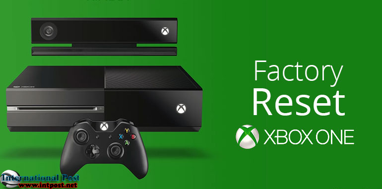 How To Reset Your Xbox One Or Xbox 360 Xbox One Xbox One Controller Xbox 360 Console