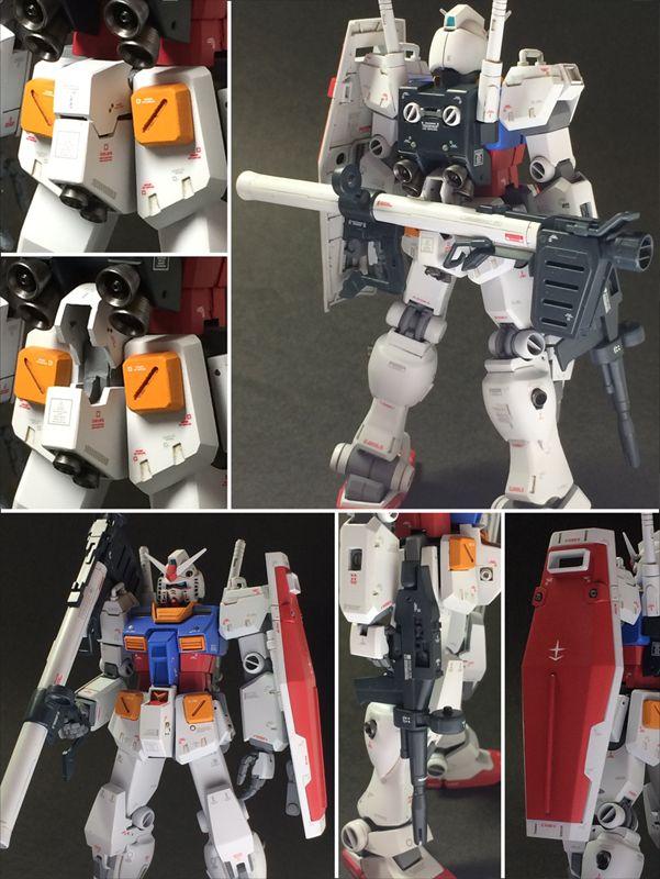HGUC RX-78 GUNDAM