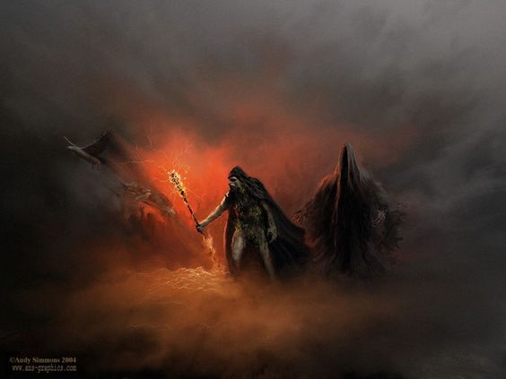 Changling, Dadga Mor and the Reaper - The Elfstones of Shannara | Shannara chronicles, Fantasy books, Elfstones of shannara