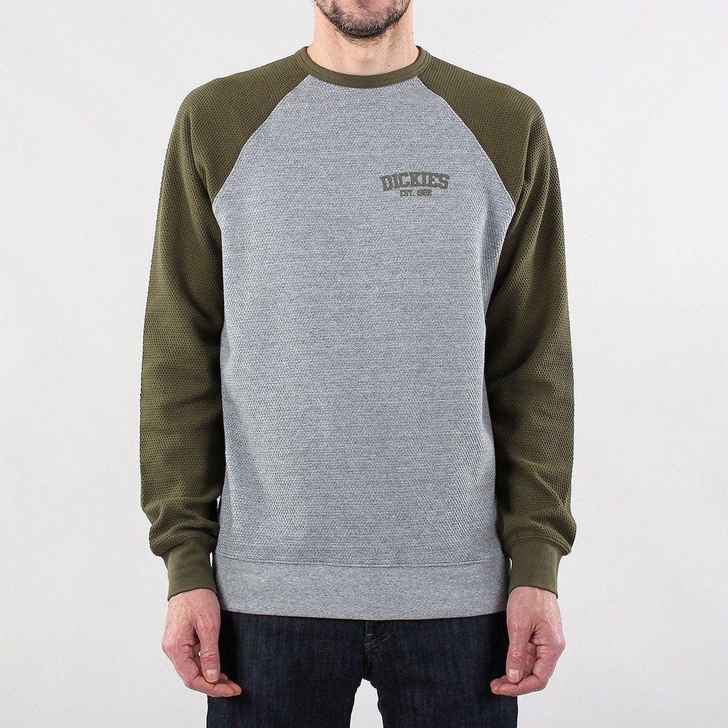 Dickies Hickory Ridge Crewneck Sweatshirt Crew Neck Sweatshirt Sweatshirts Dickies [ 1024 x 1024 Pixel ]