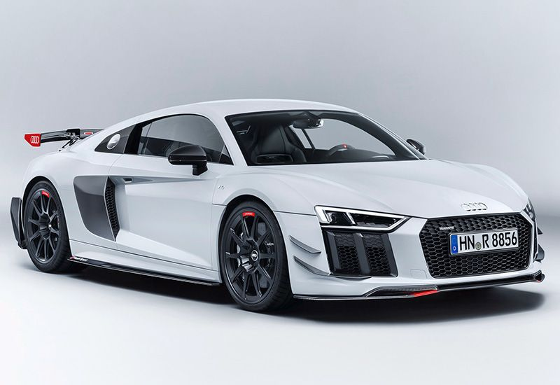 2018 Audi R8 Performance Parts Specifications Photo Price Information Rating รถยนต