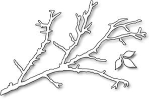 Impression Obsession Bare Branch Die