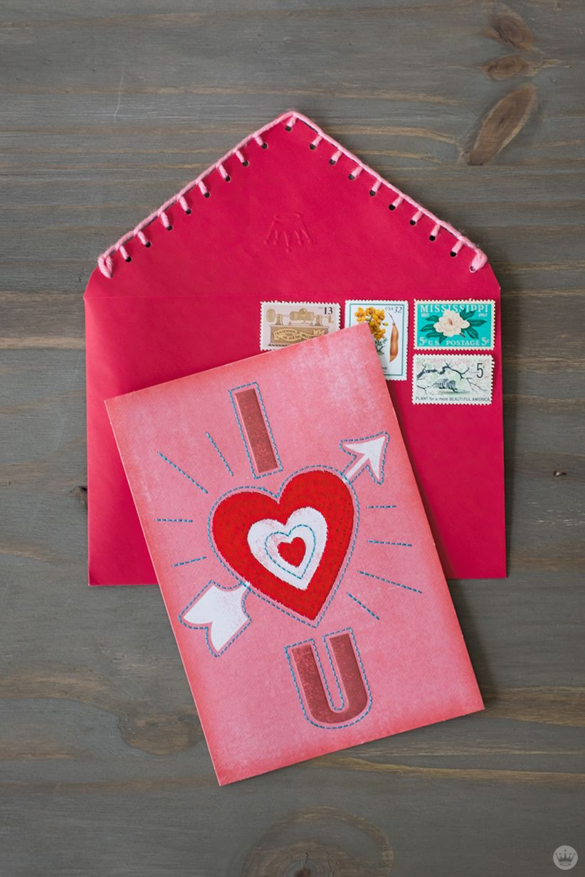 Valentine S Day Envelope Art 5 Ideas To Show Your Affection