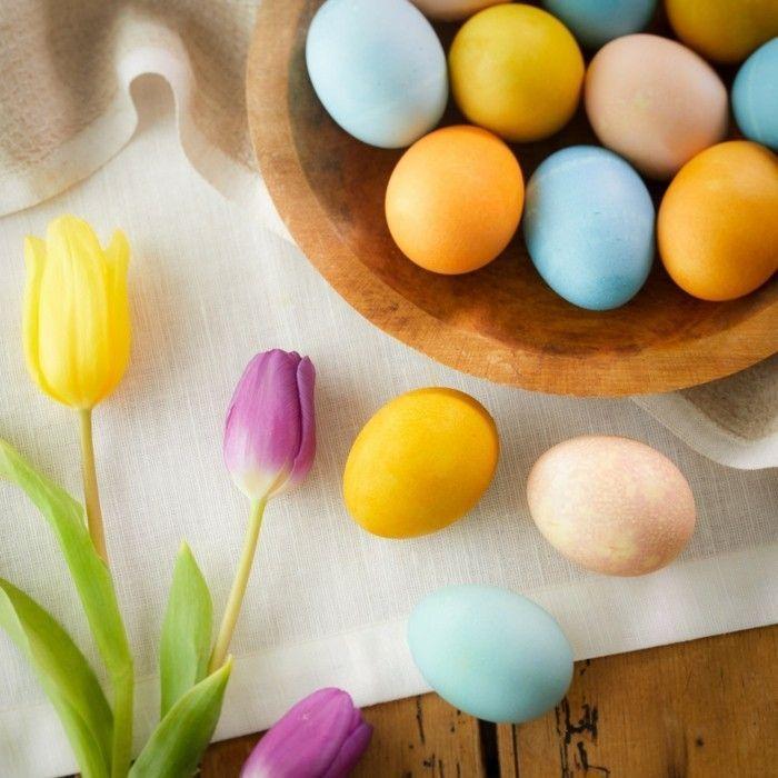 5 Ideen, wie man die Ostereier färben und dekorieren kann #bodenvasedekorieren 5 Ideen, wie man die Ostereier färben und dekorieren kann #bodenvasedekorieren