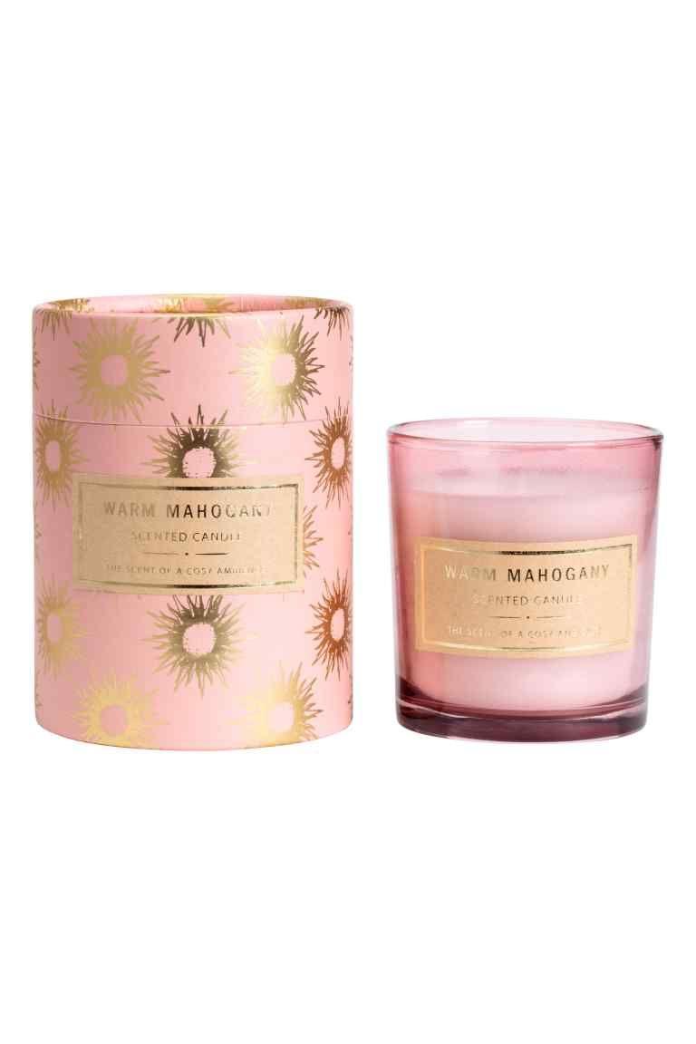 Vela aromática en frasco | Candles☺️ | Paraffin candles