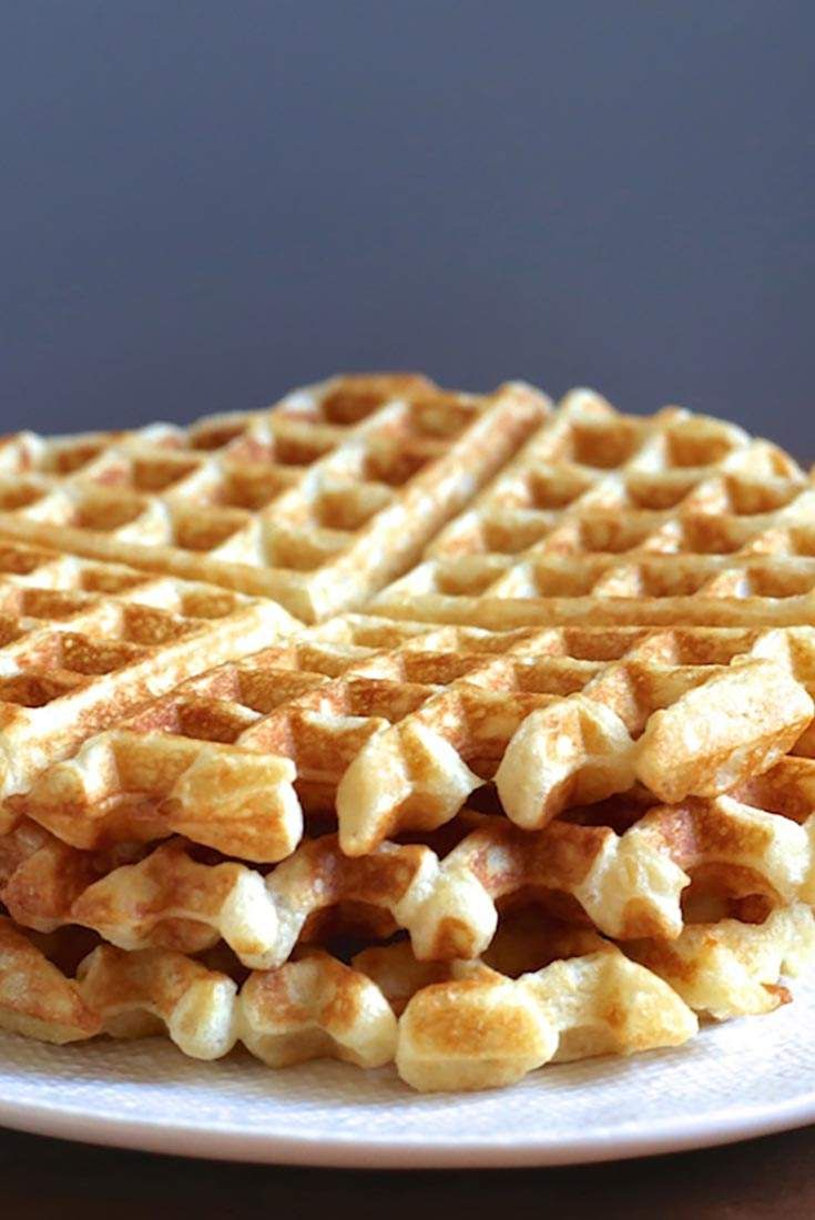 Classic Buttermilk Waffles Recipe Buttermilk Waffles Waffle Recipes Recipes