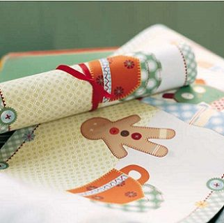 Gingerbread wallpaper border, A fun and stylish addition to the nursery. #room #decorations