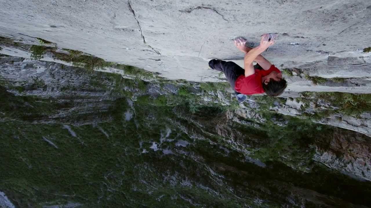 Alex Honnold: Unglaubliches Free-Solo Klettern
